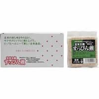 【玄米主義 すっぴん煎 バジル 6袋入】※税抜5000円以上送料無料
