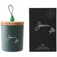 【Jean(ジャン) センティッドキャンドル エズ 150g】※キャンセル・変更・返品交換不可