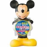 【ディズニー バスタイム3D入浴料 ミッキーマウス 180g】