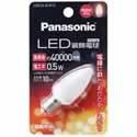 【パナソニック LED装飾電球 C形タイプ 電球色相当 E12口金 LDC1LGE12】