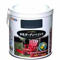【アサヒペン 水性ガーデンペイント コロラドグリーン 0.7L】
