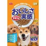 【スマック おいしさ実感 チキン味 2.7kg】[代引選択不可]
