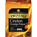 【トワイニング セイロン オレンジ ペコ ティーバッグ 10袋】