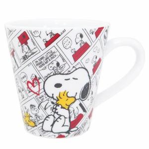 スヌーピー マグカップ 磁器マグコップ 60895 ピーナッツ キャラクター グッズ
