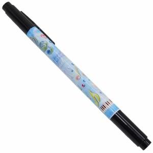 ジュエリーメロディ 油性黒サインペン なまえペン 2017年新入学  女の子向けグッズ通販 【メール便可】