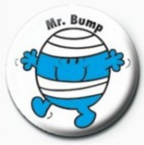 SALE サブカル缶バッジ Mr.BUMP』