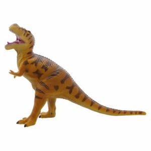 ティラノサウルス ビッグサイズフィギュア ソフトビニールモデル 恐竜グッズ
