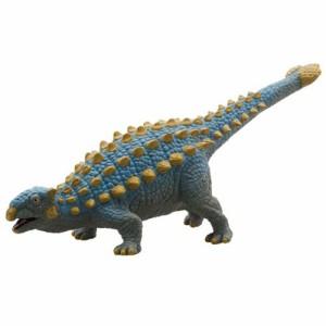 アンキロサウルス ビッグサイズフィギュア ソフトビニールモデル 恐竜グッズ