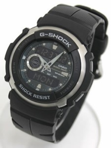 Gショック カシオ 腕時計 G-SPIKE アナログ/デジタル コンビ G-300-3AJF CASIO G-SHOCK メンズ 腕時計