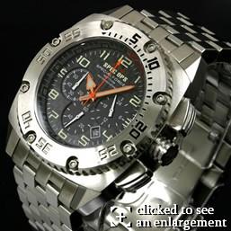 MTM 腕時計 ミリタリーウォッチ セカンドモデル スペシャルフォース パトリオットスチール