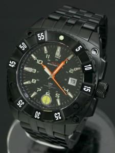 【送料無料】MTM 腕時計 ミリタリー オプス ブラックウォーリアー