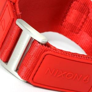 ニクソン NIXON バハ BAJA 腕時計 メンズ オールレッド 日本先行発売カラー デジタル NA489191-00