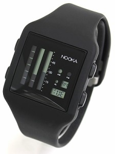 NOOKA 腕時計 ZUB-ZENV20-K ヌーカ ブラック