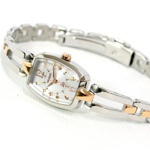 オリエント イオ ORIENT io ソーラー 腕時計 レディース スイートジュエリー WI0151WD