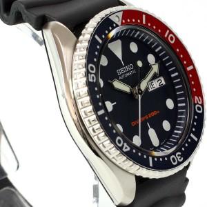 セイコー 自動巻き 腕時計 SEIKO逆輸入 ダイバーズウォッチ SEIKO SKX009K メンズ 腕時計