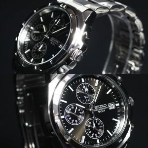 逆輸入 SEIKO メンズ 腕時計 セイコー クロノグラフ SND191