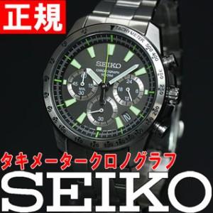 セイコー SEIKO 腕時計 メンズ セイコー 逆輸入 クロノグラフ SSB027P1(SSB027PC)