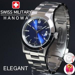 スイスミリタリー エレガント 腕時計 SWISS MILITARY ELEGANT メンズ(男) ML100