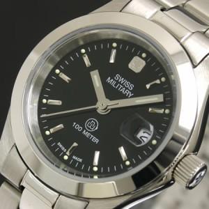 スイスミリタリー エレガント 腕時計 SWISS MILITARY ELEGANT レディース(女性) ML101