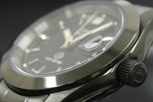 【送料無料】スイスミリタリー 腕時計 PVD BLACK ML133