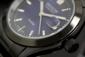 スイスミリタリー 腕時計 ELEGANT BLACK ML186 SWISS MILITARY