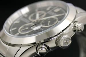スイスミリタリー 腕時計 ELEGANT BIG CHRONO ML244 SWISS MILITARY
