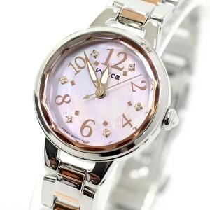 シチズン ウィッカ CITIZEN wicca ソーラー(エコドライブ) 腕時計 レディース プレミアム/ティアラ KH8-519-93