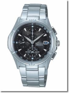 セイコー 腕時計 ワイアード ステンレススチール レイヤーダイヤルモデル AGBV139 SEIKO WIRED メンズ