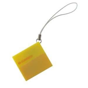 携帯電話平型プラグアダプター (Yellow) (ZUM-80104)【ドリームズ/Dreams】