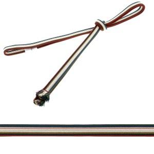正絹 四分紐「カラフル」 帯締め 洒落小物 組紐