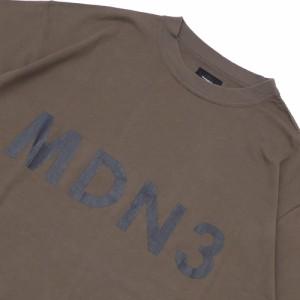 (2017新作・新品)N.HOOLYWOOD(エヌハリウッド) x MADNESS(マッドネス) MDN3 TEE (Tシャツ) KHAKI 200-007540-685+(半袖Tシャツ)