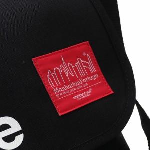 (新品)UNDERCOVER (アンダーカバー) x Manhattan Portage Messenger Bag M BLACK 277-002441-041x【新品】(グッズ)