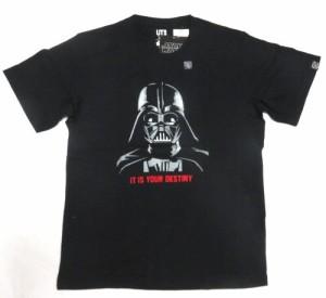 UT ユニクロ ダースベイダー 運命だ Tシャツ L