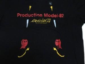 UT ユニクロ エヴァンゲリオン2.0 Tシャツ L