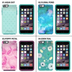 5416ba0072 OtterBox iPhone6 Plus (5.5インチ) 専用 Symmetry for iPhone 6 Plus グラフィックシリーズ 耐衝撃ケース  【激安メガセール!】