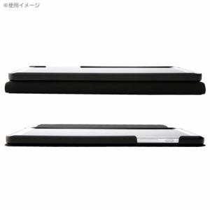 ☆ HUAWEI MediaPad M2 8.0/docomo dtab Compact d-02H 専用 スリムレザーケース(合皮)ブラック RT-MPM28SLC1/B