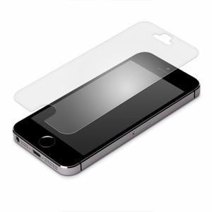 □ iPhone SE / 5S / 5C / 5 専用 液晶保護フィルム ブルーライト アンチグレア PG-I5EBL02【レビューを書いてメール便送料無料】