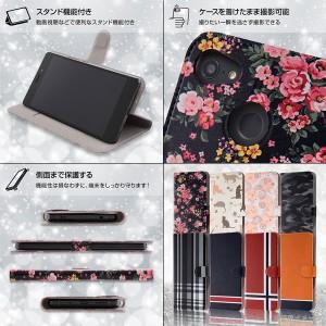 ☆ FREETEL RAIJIN 専用 スマホブックカバーケース (手帳型ケース) オリジナルデザイン オレンジ IJ-FRAJLC/AK094