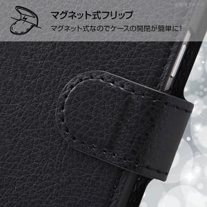 ☆ docomo Galaxy Feel (SC-04J) 専用 手帳型 シンプル マグネット レッド RT-GAJ4ELC1/R