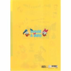 ディズニー クリアファイル (5ポケット) ドナルド&デイジー S2157659【激安メガセール!】