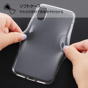 ☆ Shadowverse (シャドウバース) iPhoneX 専用 TPUケース 背面パネルセット IJ-CYP8TP/SV[レビューを書いてメール便送料無料]