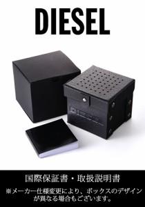 ディーゼル DIESEL 腕時計 Mega Chief Chronograph レッド×ブラック DZ4460