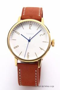 ソベット TSOVET 腕時計 SVT-CN38シリーズ ホワイト×ゴールド CN441513-68