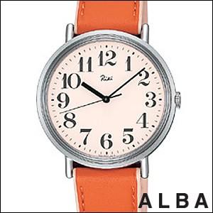 ALBA アルバ 腕時計 AABT007 男女兼用 RIKI WATANABE リキワタナベ コレクション SEIKO 国内セイコー