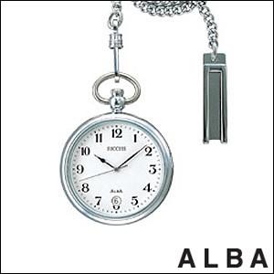 ALBA 腕時計 アルバ 時計 AABU005ポケットウォッチ アラビア数字 SUCCESS サクセス SEIKO 国内セイコー