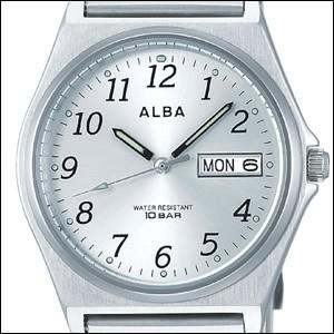 ALBA アルバ 腕時計 AIGT004 メンズ クオーツ スタンダード