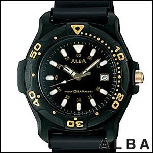 ALBA 腕時計 アルバ 時計 APAW023 メンズ ALBA SPORTS アルパ・スポーツ SEIKO 国内セイコー