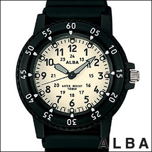 ALBA 腕時計 アルバ 時計 APBS139 メンズ ALBA SPORTS アルパ・スポーツ SEIKO 国内セイコー