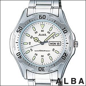 ALBA 腕時計 アルバ 時計 APBU011 メンズ ALBA SPORTS アルパ・スポーツ SEIKO 国内セイコー
