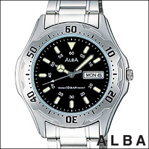 ALBA 腕時計 アルバ 時計 APBU013 メンズ ALBA SPORTS アルパ・スポーツ SEIKO 国内セイコー